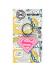 Llavero de goma DC Supergirl