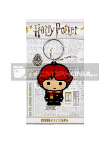 Llavero de goma Harry Potter - Ron