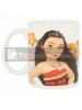 Taza cerámica 325ML Disney - Princesa Vaiana 8412497407453
