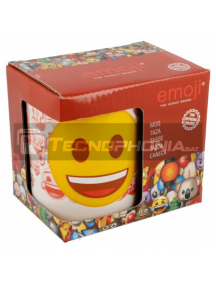 Taza cerámica 325ML Emoji 8412497468058
