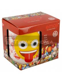 Taza cerámica 325ML Emoji Love Eyes 8412497468287