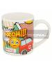 Taza cerámica 200ML Emoji Comic 8412497468461