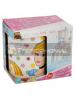 Taza cerámica 325ML Princesas Disney - Flowers 8412497766277