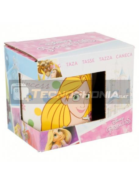 Taza cerámica 200ML Princesas Disney - Flowers 8412497766383