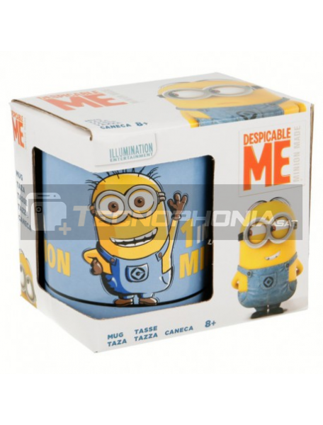 Taza cerámica 325ML Minions - One in a Minion 8412497770076