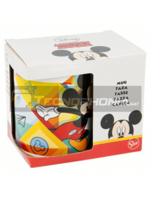 Taza cerámica 325ML Mickey Mouse - Color 8412497781218