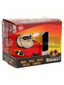 Taza cerámica 200ML Los Increíbles 2 8412497760008