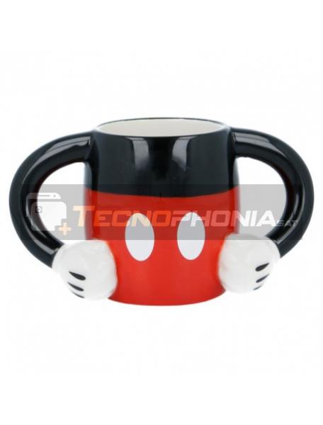 Taza cerámica 3D 340ML Disney - Mickey Mouse 8412497901692