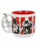 Taza cerámica desayuno 385ML Assassins Creed 8412497197866