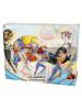 Set cerámico de merienda en caja regalo DC Super Hero Girls 8412497408658