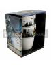 Set cerámico de dos tazas en caja regalo Batman 8412497014897