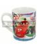 Taza cerámica 325ML Cars - Fórmula racer 8412497704705