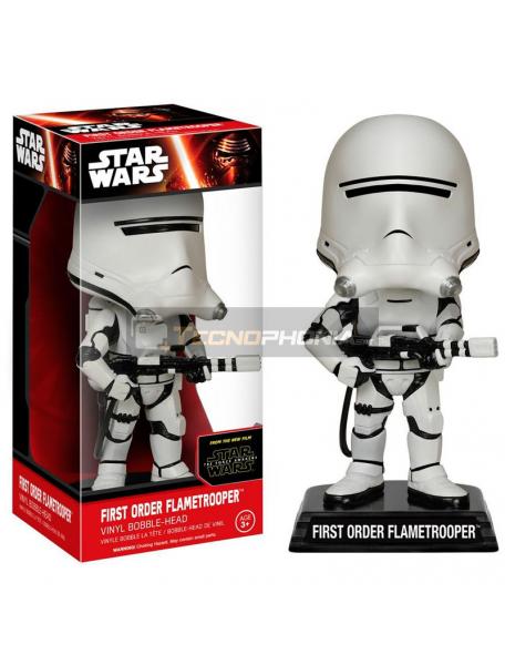 Figura FunKo Wacky Wobbler Star Wars E7 First Order Flametrooper