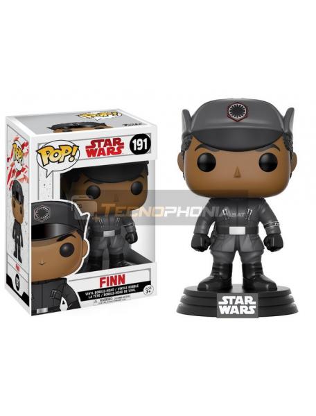 Figura Funko POP Star Wars The Last Jedi Finn