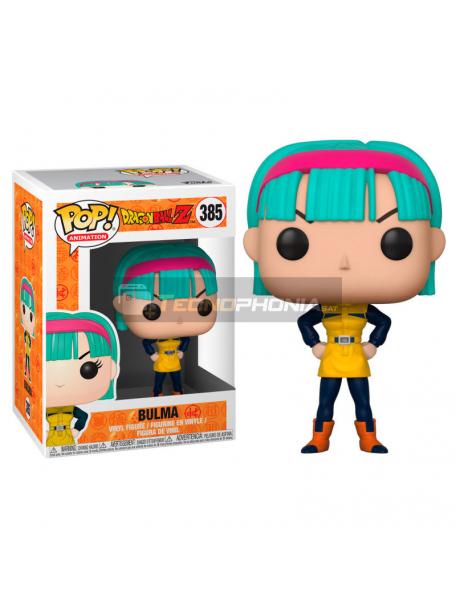Figura Funko POP Dragon Ball Z Bulma