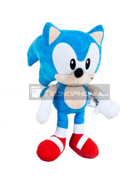 Peluche Sonic soft 30cm