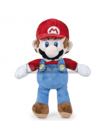 Peluche Mario Super Mario Bros Nintendo soft 20cm