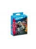 Playmobil - 9093 Bombero con árbol en llamas
