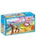 Playmobil - 9136 Hada flor con carro