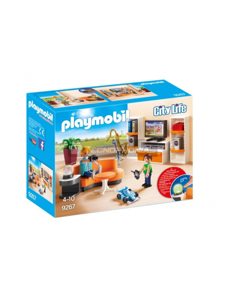 Playmobil - 9267 Salón