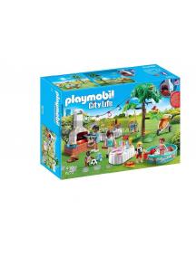Playmobil - 9272 Fiesta en el jardín