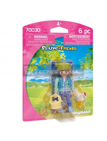 Playmobil - 70030 Granjera
