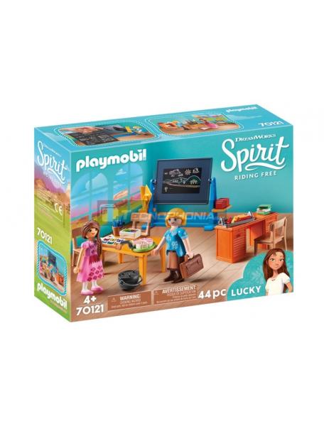Playmobil - 70121 Clase Stra. Flores