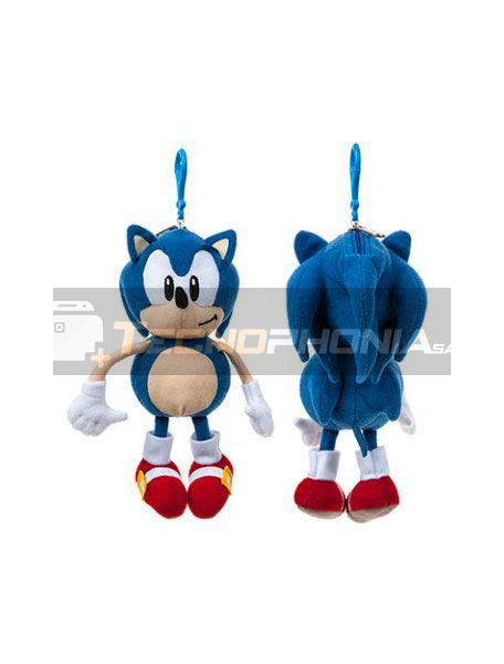 Peluche Monedero Sonic Classic 20cm