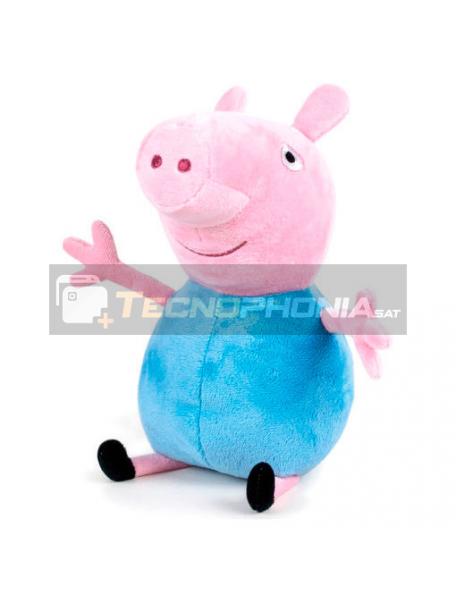 Peluche George Peppa Pig 20cm