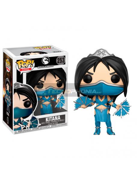 Figura Funko POP Mortal Kombat Kitana