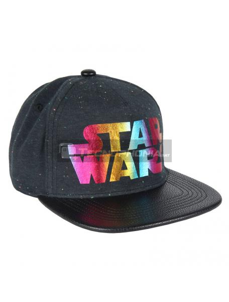 Gorra Star Wars premium negra