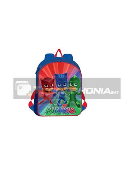 Mochila 25cm PJ Masks - modelo 2