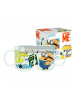 Taza cerámica 32ML Minions - Turn up the volume 6950687214891