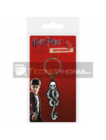 Llavero de goma Harry Potter Dark Mark