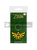 Llavero de goma The Legend of Zelda Triforce