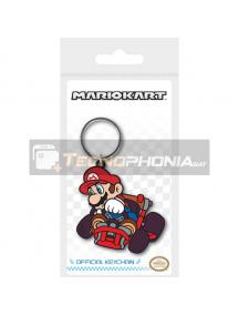 Llavero de goma Nintendo Mario Kart Drift