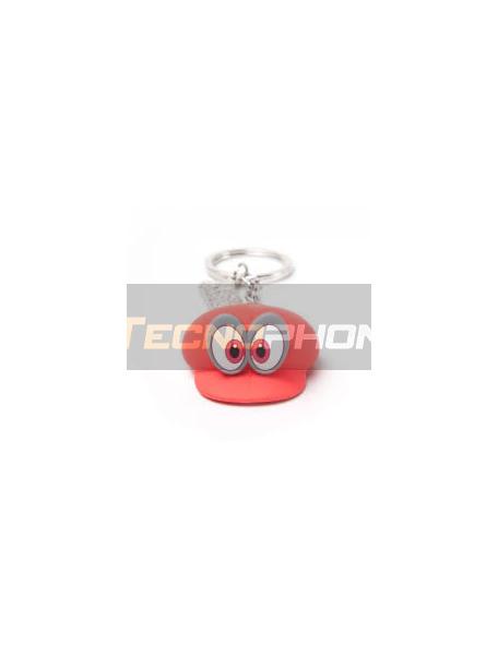Llavero gorro 3D Super Mario Odissey