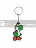 Llavero de goma Nintendo - Yoshi
