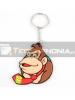 Llavero de goma Nintendo - Donkey Kong