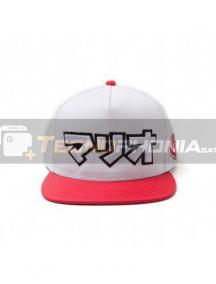 Gorra Nintendo - logo japonés Super Mario