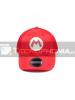 Gorra Nintendo - logo Mario roja
