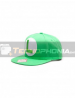 Gorra Nintendo - Luigi logo verde