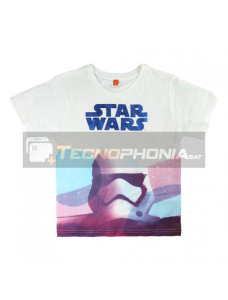 Camiseta Star Wars premium talla 8