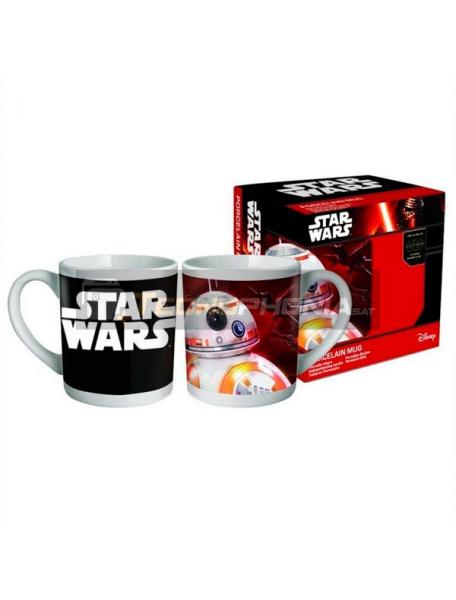 Taza cerámica Star Wars BB-8