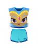 Pijama niña Shine Shimmer y Shine T.6