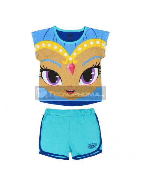 Pijama niña Shine Shimmer y Shine T.7