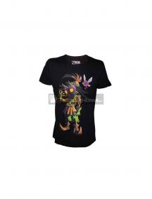 Camiseta Zelda - Majoras Mask Talla XL