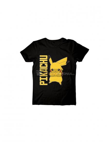 Camiseta Pikachu - Artwork Talla S