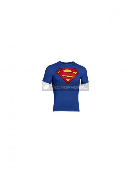 Camiseta Superman Talla S azul