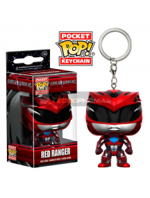 Llavero Funko Pocket POP! Power Rangers Red Ranger